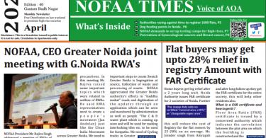 Apartment Times | NOFAA Times Apr 2021 e-paper