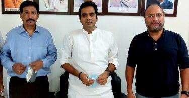 NOFAA Meeting with Noida MLA