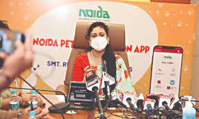 Pet registration app launched by Noida Authority