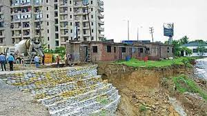 Why does Indirapuram need an overhaul of its drains?