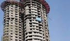 Demolish Twin 40 - Storey towers in Noida, Such decision are needed in every quarter : NOFAA